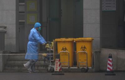 武漢市設檢測站排查 力保「不漏一車、不漏一人」