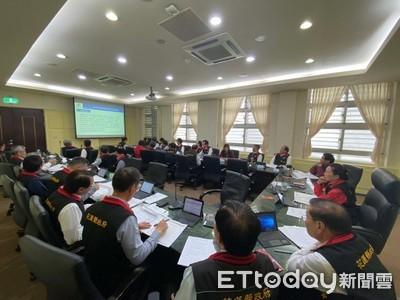 首例疑似武漢肺炎 花蓮召開跨局處因應會議
