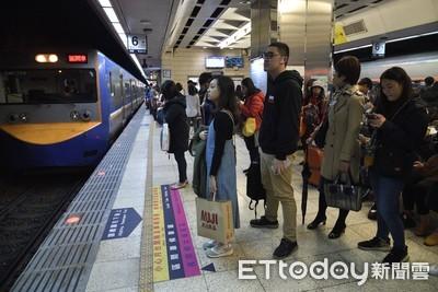 台鐵228連假票開賣 北花仍有位