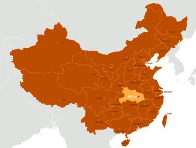 美CDC「武漢肺炎圖」將台列入中國