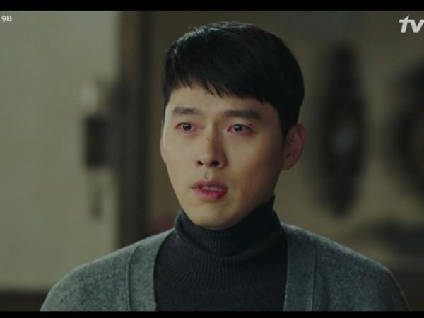 ▲玄彬在劇中飾演北韓軍人利正赫。(圖/翻攝自tvN)