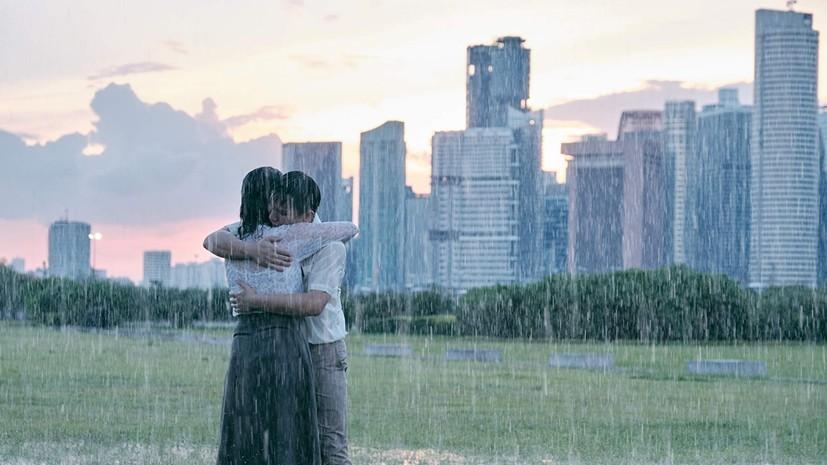 【熱帶雨】挑戰禁忌師生戀影射星馬關係 女主角為演求子妻每天練習肚皮挨針
