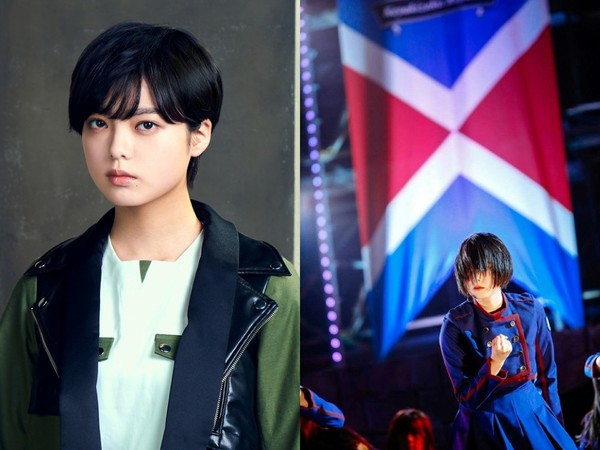 ▲▼18歲平手友梨奈宣布從「欅坂46」退團。(圖/翻攝自日網)