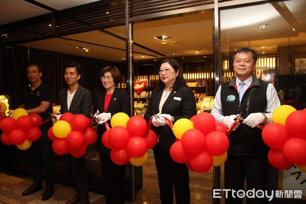 Taitung Small Farmers Direct Store in Five-Star Hotel