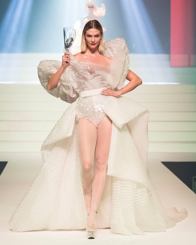 ▲Jean Paul Gaultier 2020春夏巴黎高級訂製服秀。(圖/翻攝Jean Paul Gaultier IG)