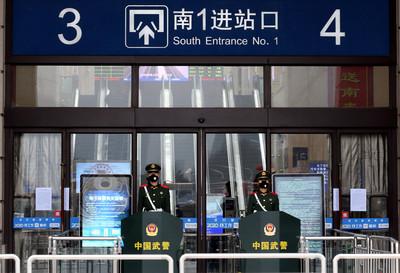 武漢300台人 海基會計畫包機