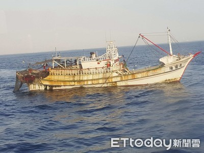 海巡年前取締違規拖網