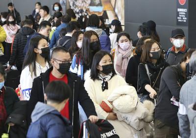 4武漢人「搭高鐵到香港」全確診肺炎