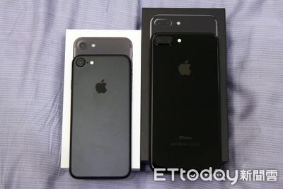 買iPhone 7+曜石黑 撐3年不行了