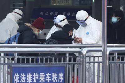 北京出現首例武漢肺炎死亡病例