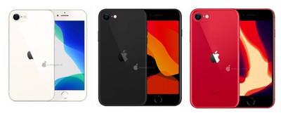 iPhone SE 2新消息再露出! 機身3種顏色可選