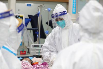 好消息!武漢協和醫院7醫護病毒核酸轉陰性