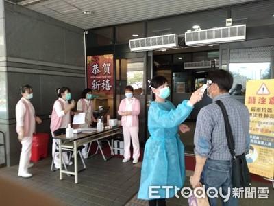 台南醫院防疫整備無虞請民眾勿恐慌