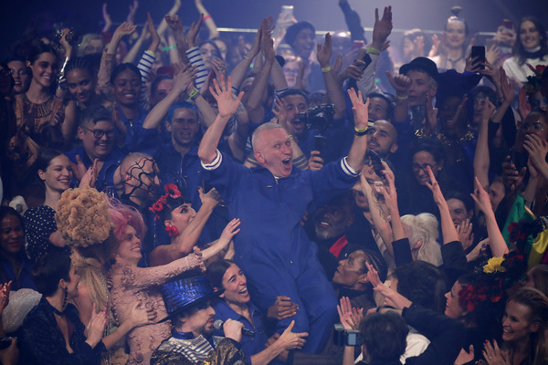 ▲Jean Paul Gaultier 2020春夏巴黎高級訂製服秀。(圖/達志影像/美聯社)