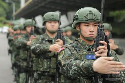 憲兵239營身負反空降掃蕩重任