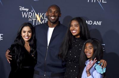 最得父親籃球真傳 Kobe二女兒墜機意外同遭奪命
