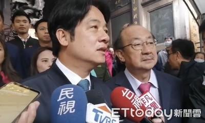 「疫情擴大勢必衝擊台灣!」賴清德籲大陸資訊公開:沒死角防疫才可能成功