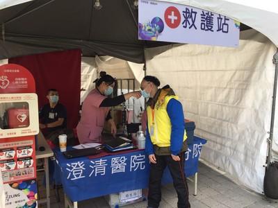 對抗武漢肺炎 台灣燈會今起加強防疫