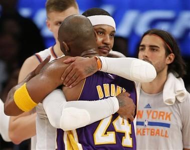 甜瓜談Kobe哽咽「他會希望我上場」