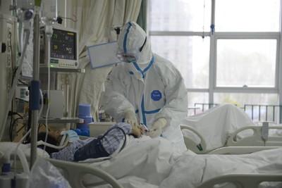 武漢肺炎疑似病例 7天來首下降