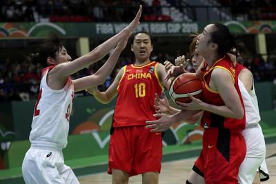 奧女籃資格賽中國區移至塞爾維亞