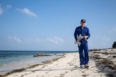 張順發守東沙致力環境保育