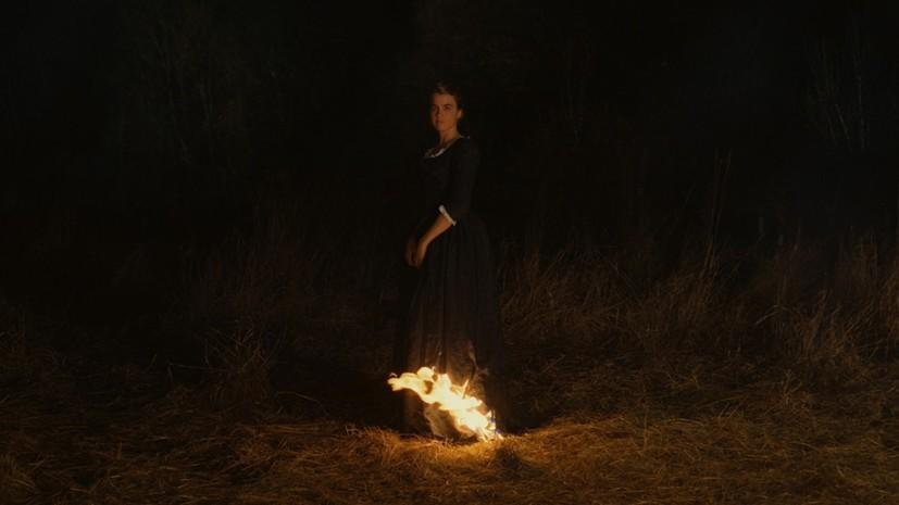 《燃燒女子的畫像》Portrait of a Lady on Fire - 愛戀總是幸福平靜,失去總是狂風暴雨
