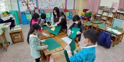 校園開學防疫 中市府:訪客強制戴口罩