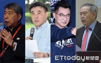 國民黨主席補選30日起領表 郝龍斌、江啟臣世代對決