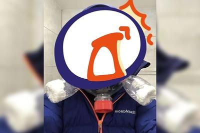 防武漢肺炎 陸民眾自製超狂面具