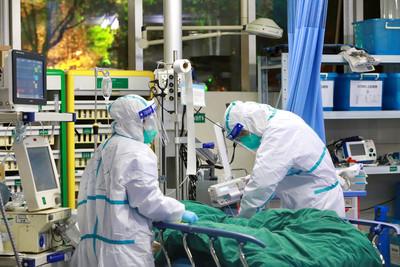 湖南首武漢肺炎重型病例治癒出院