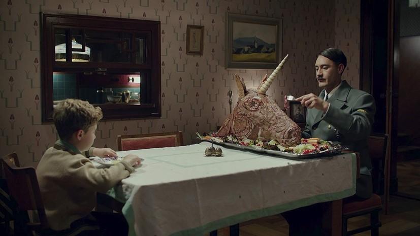 《兔嘲男孩》JOJO Rabbit - 這個世界超危險,也超好玩