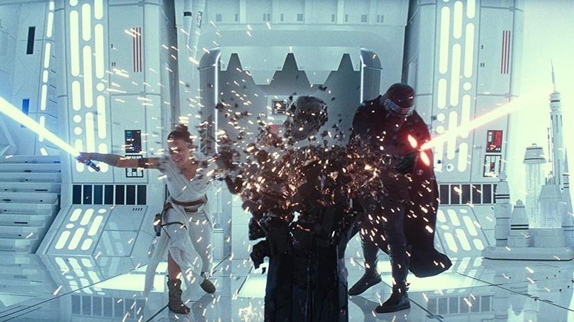《STAR WARS:天行者的崛起》STAR WARS: The Rise of Skywalker - 原力的傳承