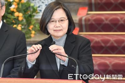 蔡英文感謝美、加、日挺台灣加入WHO