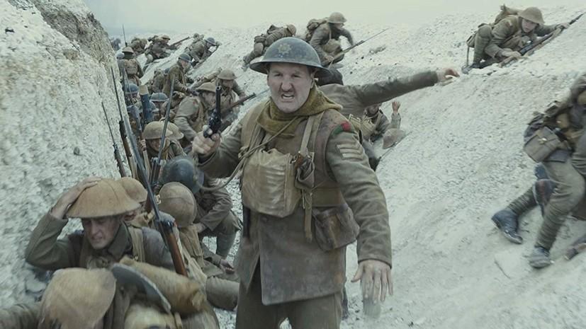 《1917》1917 - 生命的開創與終結,總在一瞬間