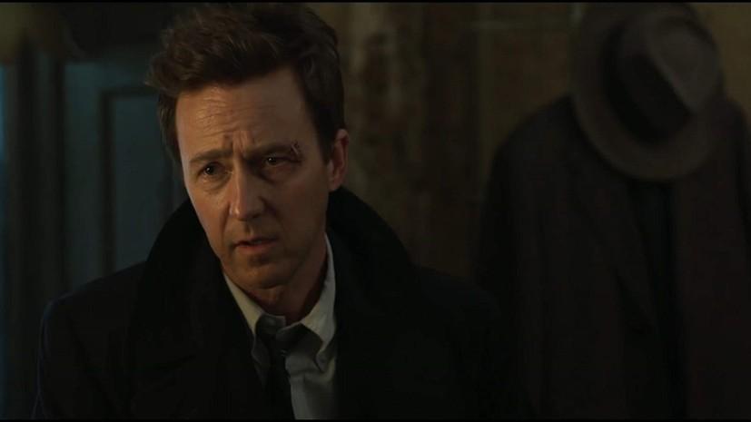 《布魯克林孤兒》Motherless Brooklyn - 每句「抱歉」逗你開心,痛在我心