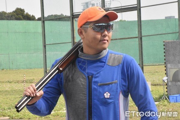 天才射手楊昆弼2度戰奧運 教練:拚122分盼晉級