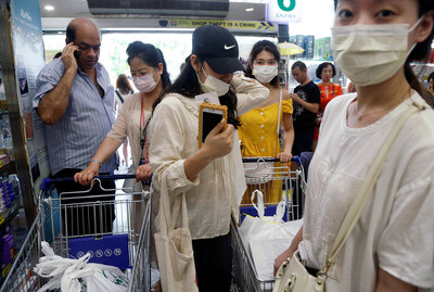 武漢肺炎新增7例單日最高 新加坡:2人感染來源不明