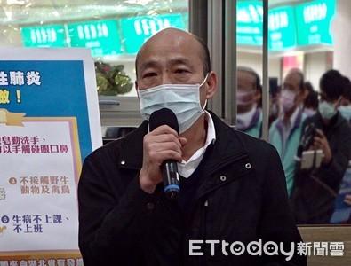 韓國瑜軍營當收容所 綠議員、台灣基進傻眼