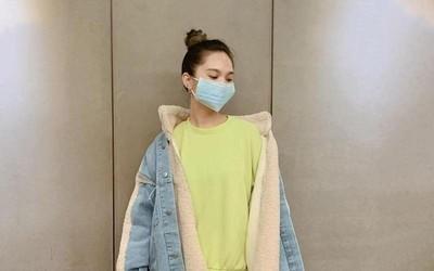 楊丞琳戴口罩被揪「2大常犯錯誤」!
