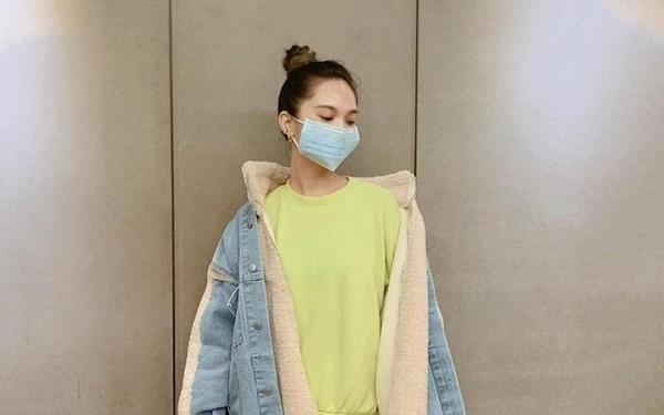 【疫情擴散】臉太小戴口罩漏風 楊丞琳:會去找兒童口罩