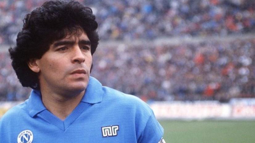 《世紀球王 馬拉度納》Diego Maradona - 神的神性,由人創造