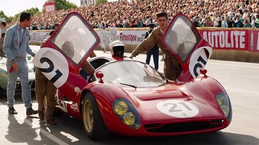 《賽道狂人》Ford v Ferrari - 追逐夢想,無關輸贏