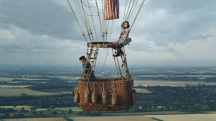 《熱氣球飛行家》The Aeronauts - 飛行,是為了返航;上升,是為了下降