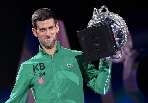 ATP盃、澳網都奪冠 喬科維奇「要讓2020成最佳」再拚奧運獎牌