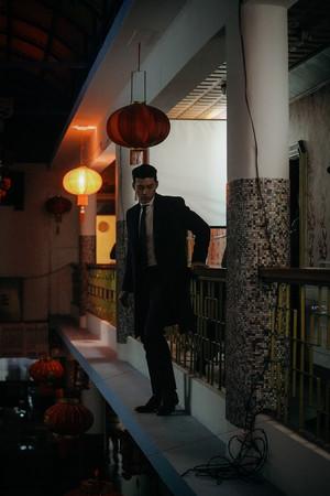 ▲愛的迫降,玄彬,炫彬。(圖/Netflix提供)