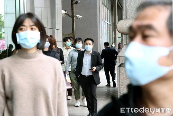 ▲武漢肺炎疫情在全球延燒。(圖/記者屠惠剛攝)