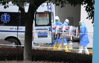武漢肺炎中國死亡病例數超過SARS