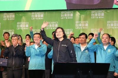 請問總統女士,台灣怎麼走?