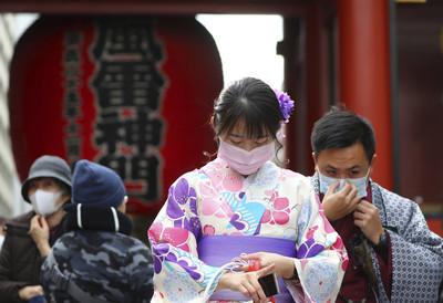 新冠肺炎恐在日本流行 專家急開會議